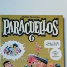 Comics - PARACUELLOS T6-GLENAT-TAPA DURA - 159849418