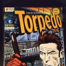 Cómics: TORPEDO Nº 29 - GLENAT - BERNET / ABULI. Lote 160739918