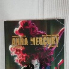 Cómics: ANNA MERCURY-GLENAT. Lote 161395650