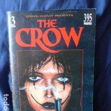 Cómics: THE CROW -EL CUERVO COMIC N,3. Lote 161430558