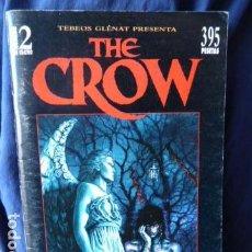 Cómics: THE CROW -EL CUERVO COMIC N,2. Lote 161430682
