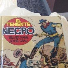 Cómics: EL TENIENTE NEGRO EDITORIAL GLENAT COMPLETA . Lote 162906466