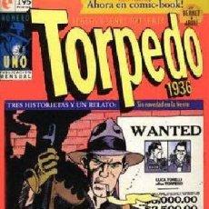 Comics: TORPEDO 1936 COMPLETA 1 AL 30 - GLENAT. Lote 162933226