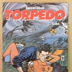 Cómics: TORPEDO EDT. GLENAT, CUBA. Lote 163058774