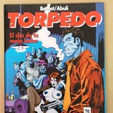 Comics : TORPEDO EDT. GLENAT, EL DÍA DE LA MALA BABA. Lote 163058998