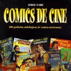 Fumetti: COMICS DE CINE (JORGE GARD) GLENAT - TAPA DURA - OFI15T. Lote 125089255