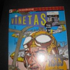 Cómics: VIÑETAS Nº 7 . ASES DE LA AVIACION. GLENAT.. Lote 163733626
