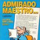Cómics: GENIOS DEL HUMOR Nº 3 ADMIRADO MAESTRO... (VAZQUEZ) GLENAT - MUY BUEN ESTADO - OFI15. Lote 163928326