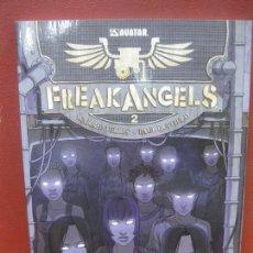 Cómics: FREAK ANGELS 2. WARREN ELLIS - PAUL DUFFIELD. GLENAT 2011.. Lote 164787690