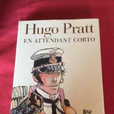Cómics: VERTIGE GRAPHIC HUGO PRATT EN ATTENDANT CORTO BUEN ESTADO. Lote 165057582