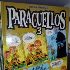 Cómics: PARACUELLOS 3. CARLOS GIMÉNEZ. Lote 165172486