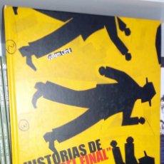 Cómics: HISTORIAS DE EL TÍO DEL FINAL. GUILLEM CIFRÉ. Lote 165174370