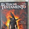 Lote 166011298: EL TERCER TESTAMENTO - COMPLETA - CUATRO TOMOS - TAPA DURA - GLENAT