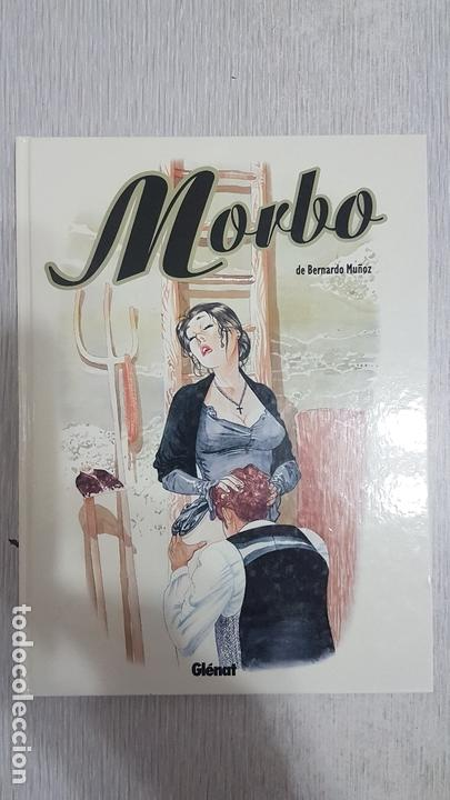 MORBO - BERNARDO MUÑOZ - EDICIONES GLÉNAT - 1ª EDCICION - 1998.- COMIC PARA ADULTOS (Tebeos y Comics - Glénat - Serie Erótica)