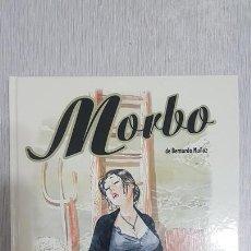 Cómics: MORBO - BERNARDO MUÑOZ - EDICIONES GLÉNAT - 1ª EDCICION - 1998.- COMIC PARA ADULTOS. Lote 166038394