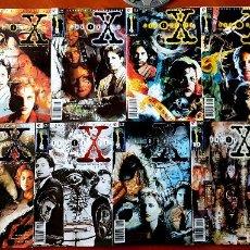 Cómics: THE X-FILES. COLECCIÓN COMPLETA: 11 NÚMEROS (GLÉNAT, 1996) DE PETRUCHA Y ADLARD. Lote 166215462