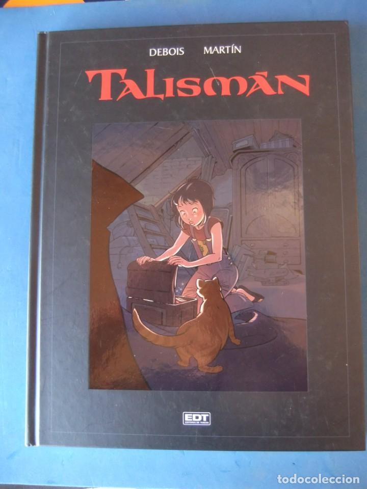 TALISMAN INTEGRAL GLENAT 2012 (Tebeos y Comics - Glénat - Comic USA)