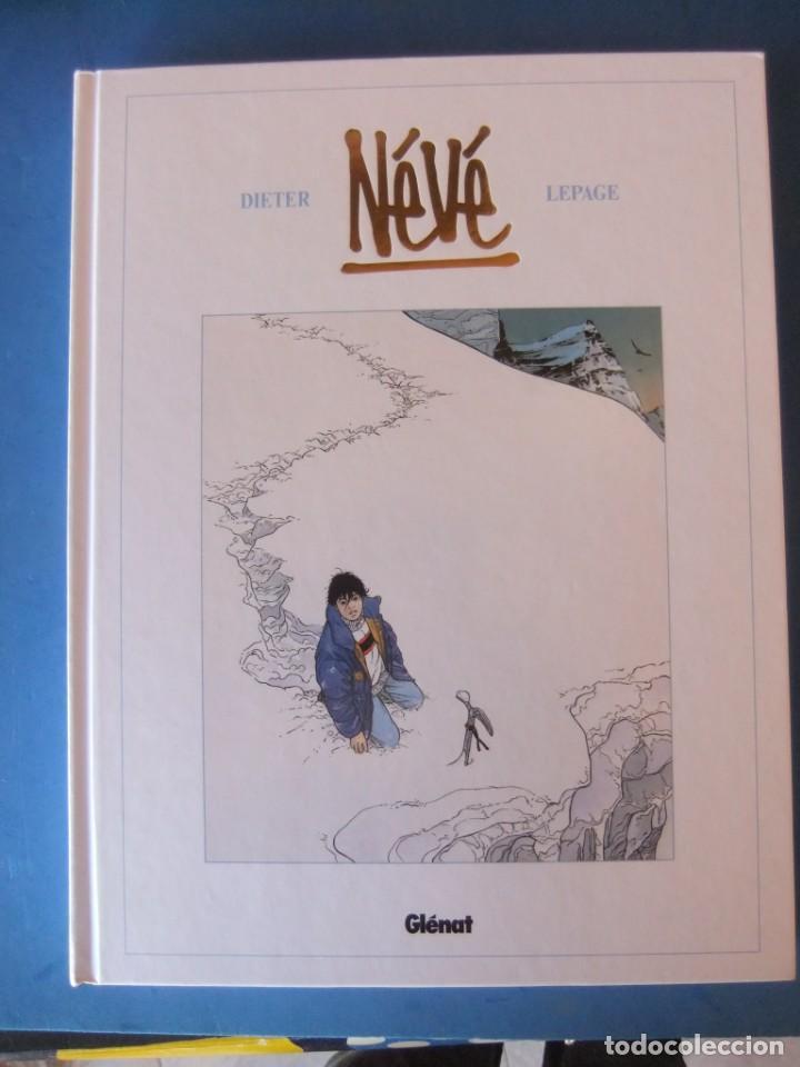 NEVE INTEGRAL GLENAT 2011 (Tebeos y Comics - Glénat - Comic USA)