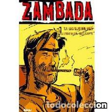 Cómics: ZAMBADA Nº 1 AL 4 -- AUTHEMAN - MALTAITE. Lote 166284566