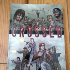 Cómics: CROSSED # 1 - GARH ENNIS & JACEN BURROWS - PERFECTO ESTADO. Lote 166676326