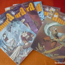 Cómics: AMURA Nº 1 AL 6 ( SERGIO GARCIA ) ¡COMPLETA! ¡BUEN ESTADO! GLENAT. Lote 166745430