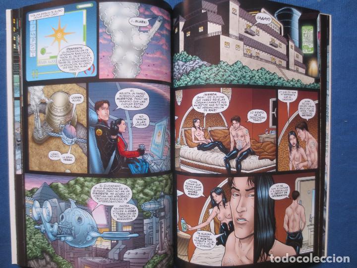 Cómics: NARCOPOLIS de JAMIE DELANO - GLÉNAT COLECCIÓN AVATAR - TOMO ÚNICO 104 PÁGINAS - Foto 6 - 167149456