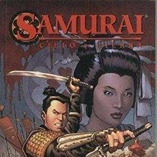 Cómics: SAMURAI VOLUMEN 1: CIELO Y TIERRA GLENAT. Lote 167672728