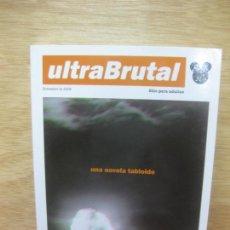 Cómics: ULTRABRUTAL UNA NOVELA TABLOIEDE. MIKE IBAÑEZ. GLENAT NOVIEMBRE 2009. Lote 167993756