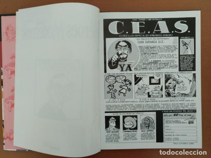 Cómics: HÉROES MODERNOS, DE GALLARDO Y VIDAL-FOLCH GLÉNAT, 1998 TAPA DURA - Foto 3 - 168037452