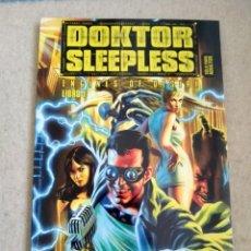 Cómics: DOKTOR SLEEPLESS # 1 - ENGINES OF DESIRE - WARREN ELLIS & IVÁN RODRÍGUEZ - NUEVO. Lote 168254484