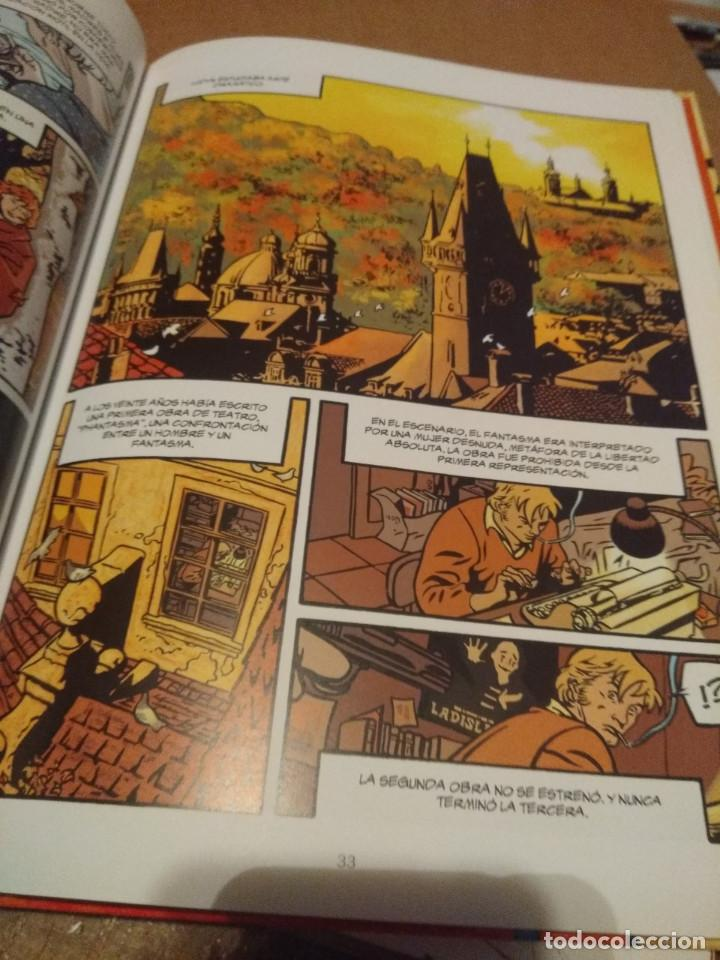 Cómics: UN POCO DE HUMO AZUL ( DE PELLEJERO & LAPIERE) CON CARACTERISTICA ESPECIAL - Foto 2 - 168610452