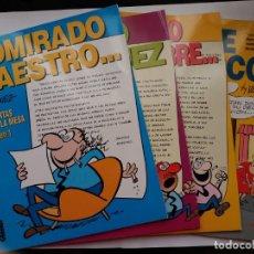 Cómics: LOTE COMICS VAZQUEZ. GLÉNAT. 1993-1995.. Lote 168951120
