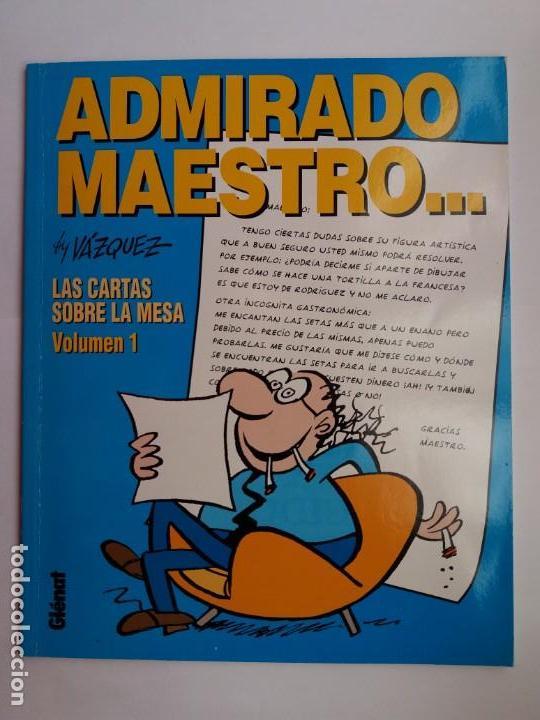 Cómics: LOTE COMICS VAZQUEZ. GLÉNAT. 1993-1995. - Foto 2 - 168951120