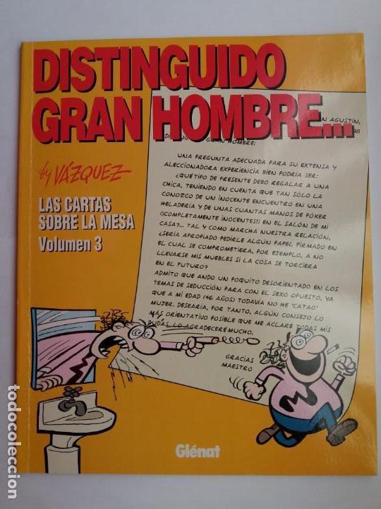 Cómics: LOTE COMICS VAZQUEZ. GLÉNAT. 1993-1995. - Foto 4 - 168951120