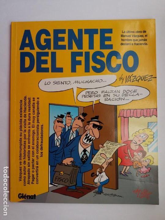 Cómics: LOTE COMICS VAZQUEZ. GLÉNAT. 1993-1995. - Foto 5 - 168951120