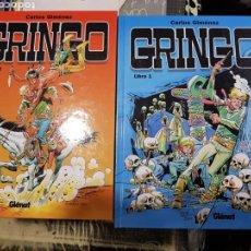 Comics: GRINGO COLECCION COMPLETA 2 TOMOS EDITA GLÉNAT POR CARLOS GIMÉNEZ. Lote 169027292