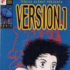 Cómics: COMIC010* VERSION.1, POR HISASHI SAKAGUCHI 8 NUMEROS COMPLETA. Lote 169233936