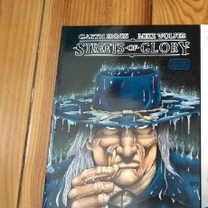 Cómics: STREETS OF GLORY - GARTH ENNIS. Lote 166676850