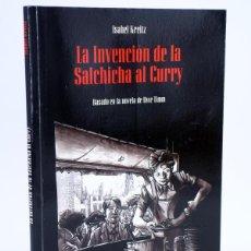 Fumetti: LA INVENCIÓN DE LA SALCHICHA AL CURRY (ISABEL KREITZ / UWE TIMM) GLENAT, 2008. OFRT ANTES 10E. Lote 251901570
