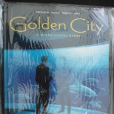 Cómics: GOLDEN CITY. TOMO 2. BANKS CONTRA BANKS. GLENAT. Lote 170135260
