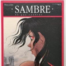 Cómics: SAMBRE, YSLAIRE, EDT. GLÉNAT 1993. Lote 170183256