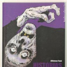 Cómics: HISTORIAS NEGRAS, ALFONSO FONT EDT. GLÉNAT 2003. Lote 170184360
