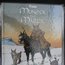 Cómics: MUÑECA DE MARFIL. TOMO 7. LA MUJER LINCE. GLENAT. Lote 170231684