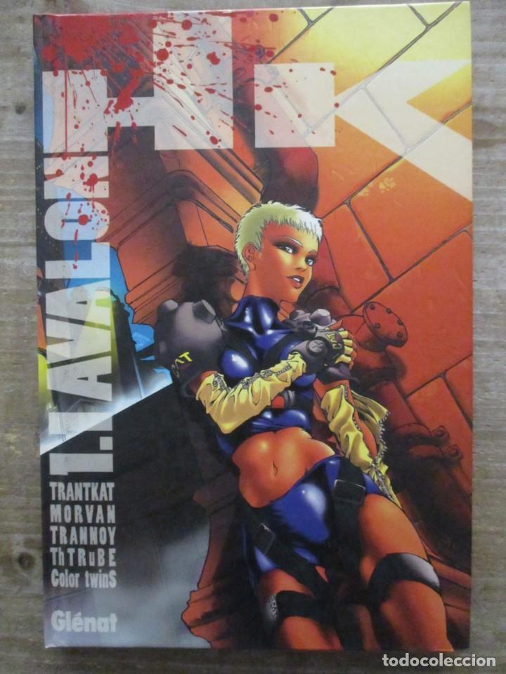 HK 1.1 - AVALON - GLENAT (Tebeos y Comics - Glénat - Comic USA)