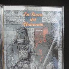Cómics: EN BUSCA DEL UNICORNIO. TOMO 3. FINIS AFRICAE. MIRALLES/RUIZ. Lote 171070723