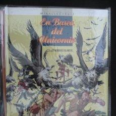 Cómics: EN BUSCA DEL UNICORNIO. TOMO 2. LOS HERREROS BLANCOS. MIRALLES/RUIZ. Lote 171070749