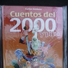 Cómics: CUENTOS DEL 2000 Y PICO. CARLOS GIMÉNEZ. GLENAT. Lote 171070825