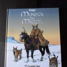 Cómics: MUÑECA DE MARFIL. TOMO 7. LA MUJER LINCE EDITORIAL GLENAT TAPA DURA . Lote 171280723