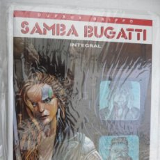 Cómics: SAMBA BUGATTI. INTEGRAL. DUFAUX & GRIFFO - TAPA DURA. GLENAT. Lote 171370152