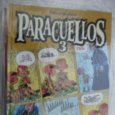 Cómics: PARACUELLOS 3. CARLOS GIMÉNEZ. GLENAT. Lote 171371937